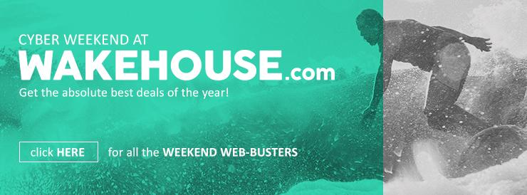 Cyber Weekend Sale