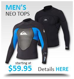 Men's Wetsuit Jackets